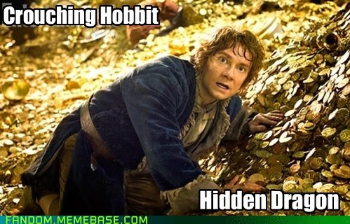 Bilbo Baggins,The Hobbit