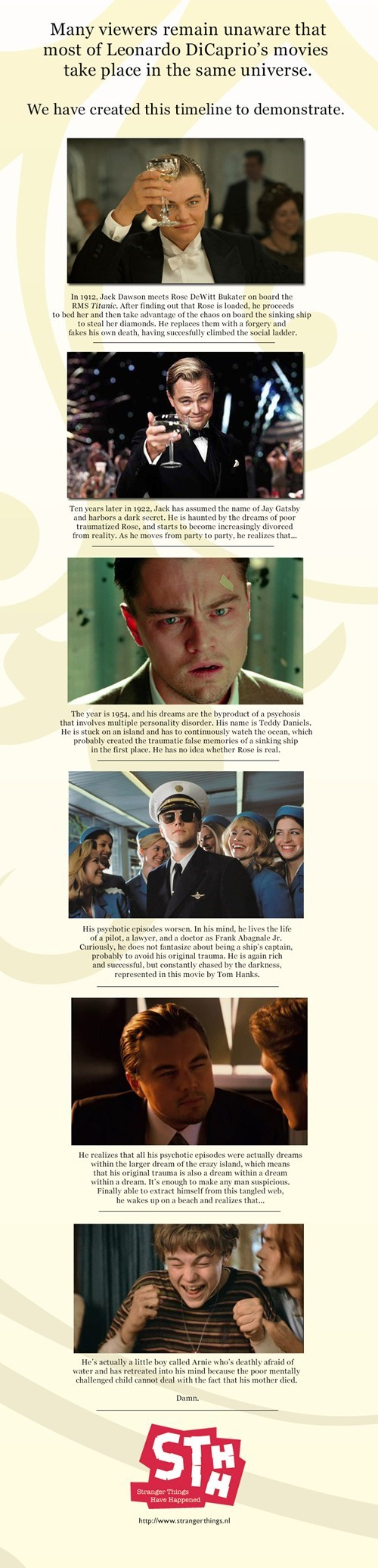 titanic leonardo dicaprio the great gatsby - 7510310144