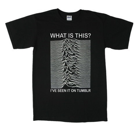 Music tumblr joy division T.Shirt funny g rated - 7510360320