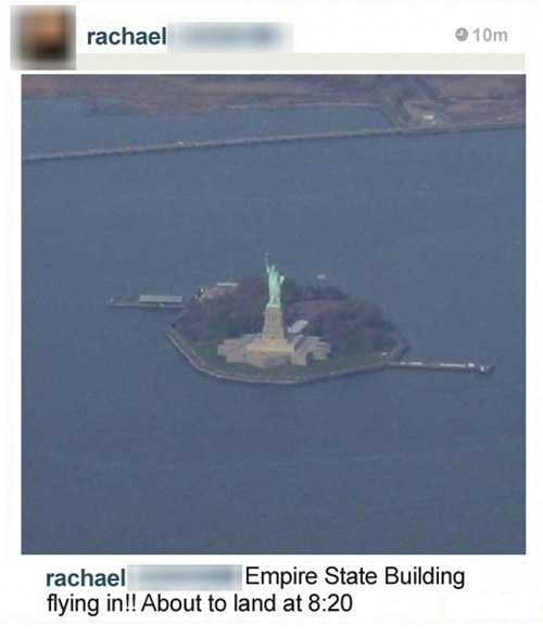 nyc Statue of Liberty funny new york city empire state building failbook g rated - 7510448128