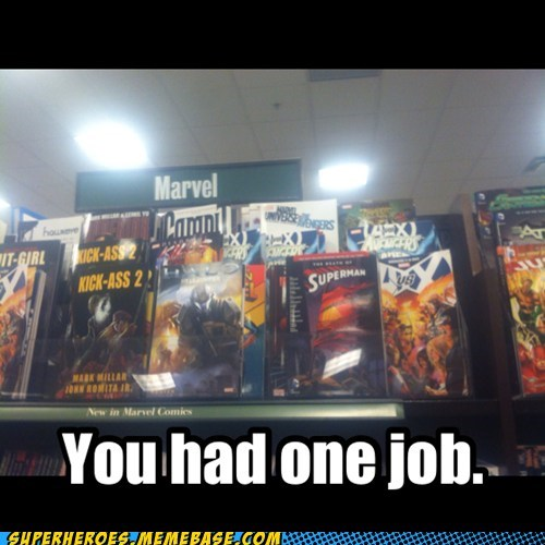 marvel one job idiots funny - 7511000320