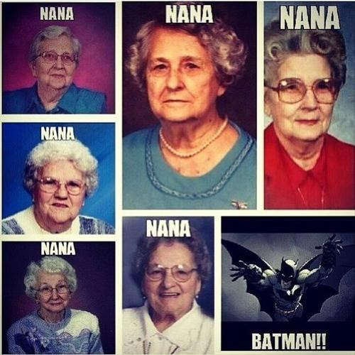 grandmas superheroes batman funny - 7511124480
