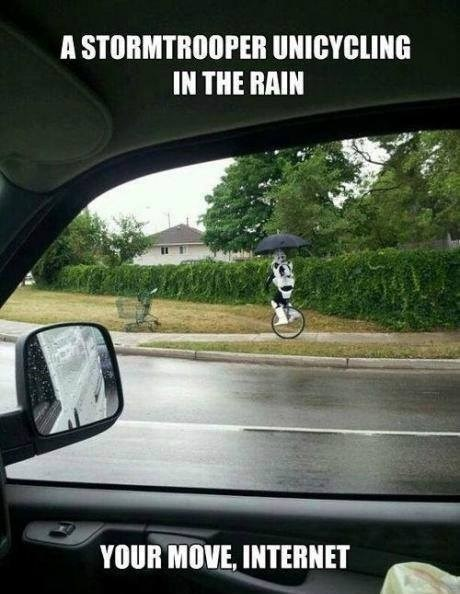 star wars the internets IRL funny stormtrooper - 7511126528
