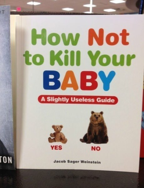 bears How To funny g rated parenting