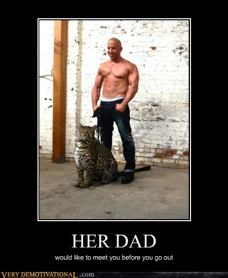 leopard wtf vin diesel dad funny - 7514317312