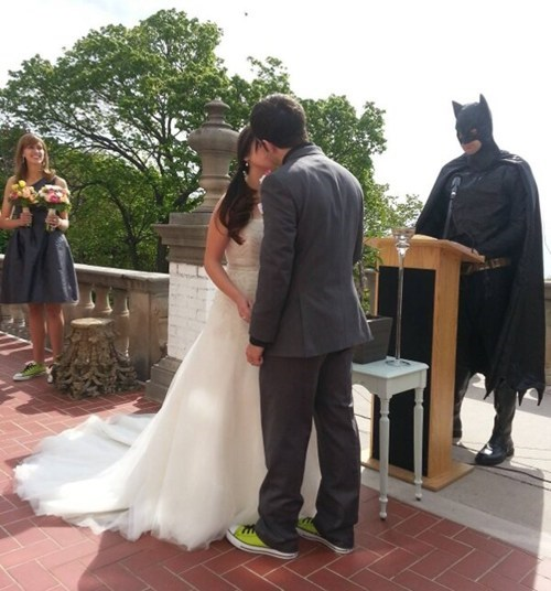 superheroes batman weddings - 7514449408