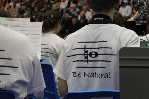 high school band Music puns sheet music funny - 7514484992