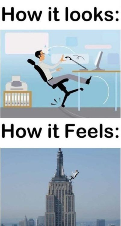 falling desks chairs funny - 7515265280