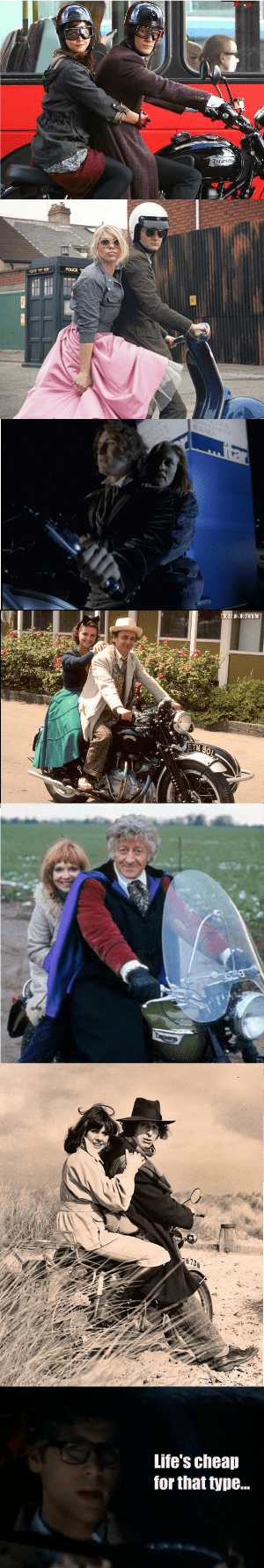 motorcycles,doctor who,bbc