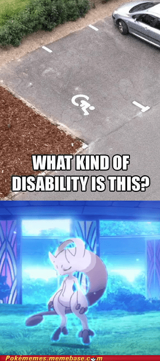 IRL handicap mewtwo funny - 7515972352