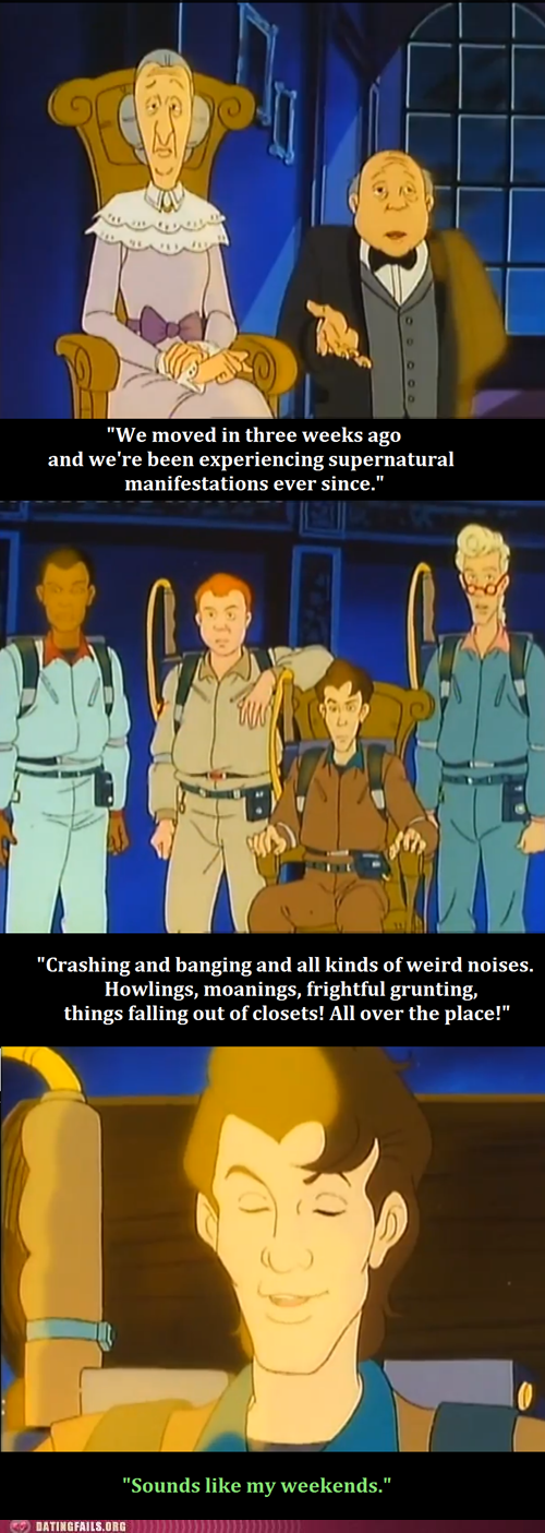 nostalgia,Ghostbusters,80s,funny