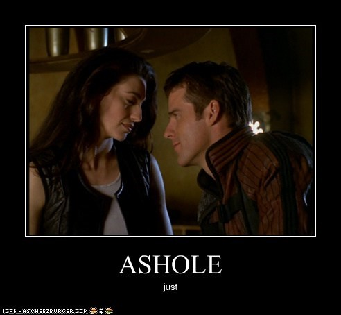 ASHOLE just