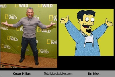 dr-nick cesar milan cartoons - 7518049024