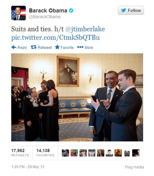 Music twitter obama Justin Timberlake funny g rated - 7518300160