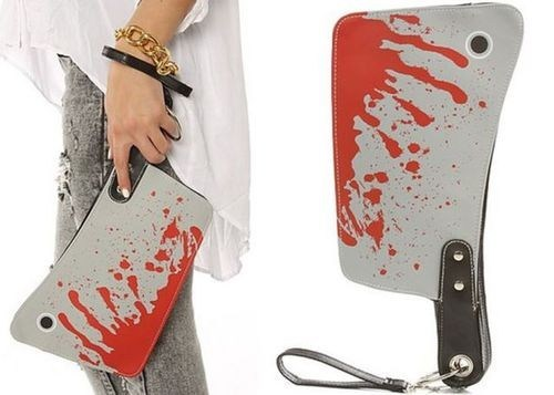 Murder Weapon Clutch