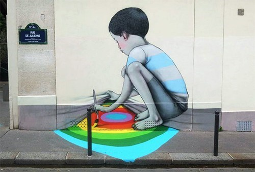 Street Art graffiti hacked irl - 7518805504