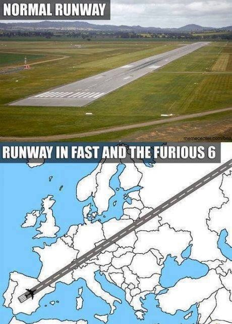 runways,Fast and the Furious,movies