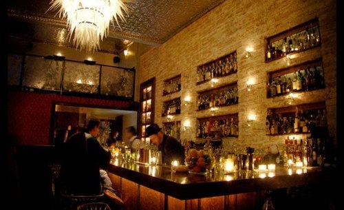 awesome speakeasy pub of the week bourbon and branch funny