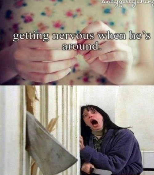 quotes,justgirlythings,the shining,funny