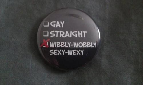lgbtq orientation pin nerdgasm doctor who funny dating