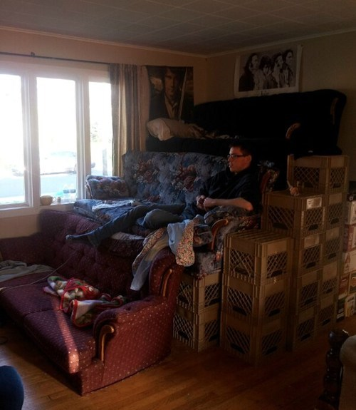 living rooms,building,milk crates,funny,g rated,there I fixed it