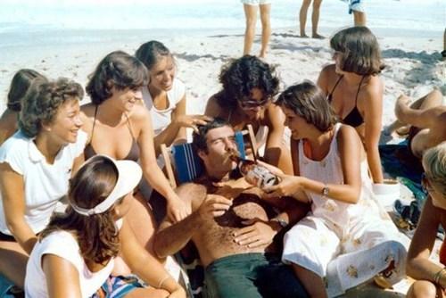 dads,nostalgia,beach,funny