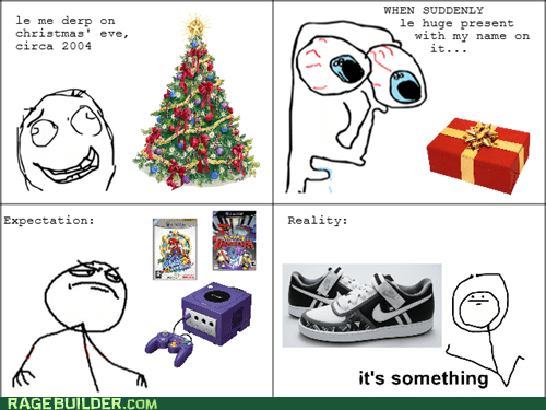christmas shoes gamecube it's something funny - 7521210112