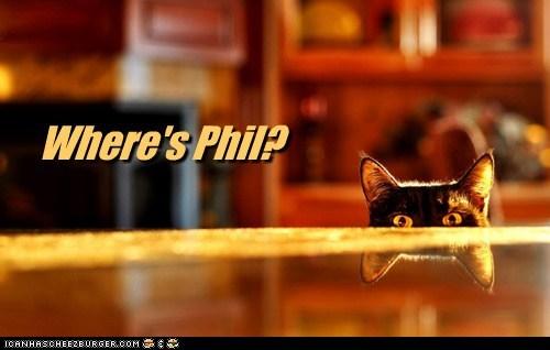 Missing Phil-Tudor