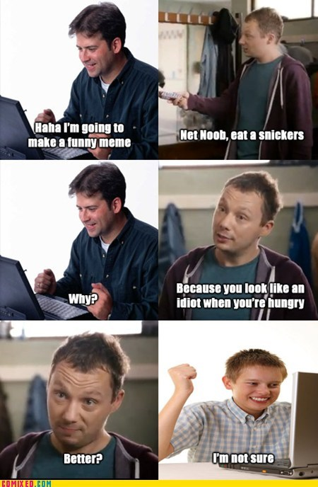 Net Noob kids Memes snickers funny - 7521445376
