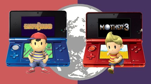 mother 3 earthbound nintendo - 7521778176
