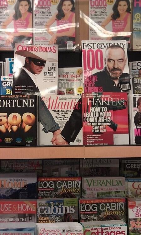 magazines magazine covers funny