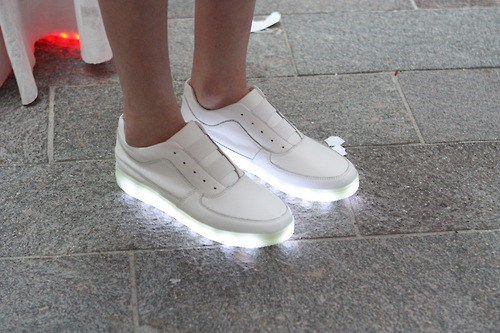 shoes,light up shoes,funny,poorly dressed,g rated