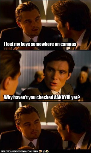 I Lost My Keys Somewhere On Campus Cheezburger Funny Memes Funny Pictures