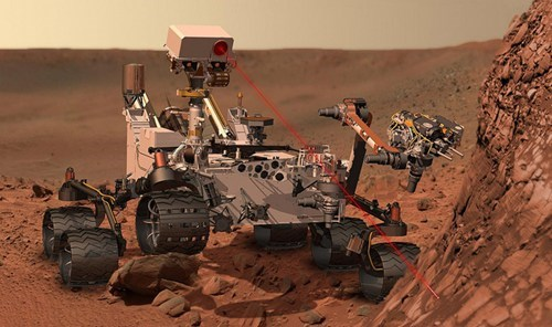 water Mars science funny space - 7522078464