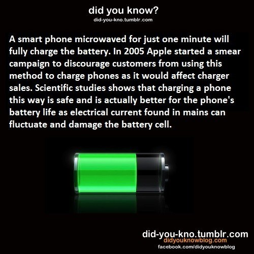 smartphones battery science funny microwave g rated School of FAIL - 7522086144
