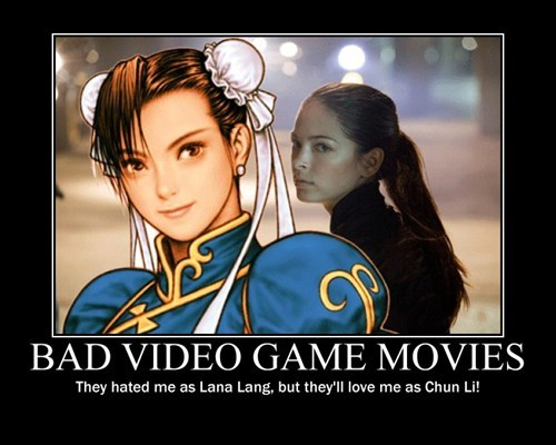 chun li movies video games funny - 7522410752