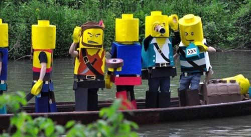 cosplay lego nerdgasm pirates funny