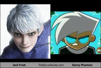 danny phantom cartoons jack frost