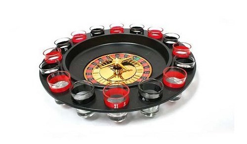 shots roulette funny drinking games - 7522599936