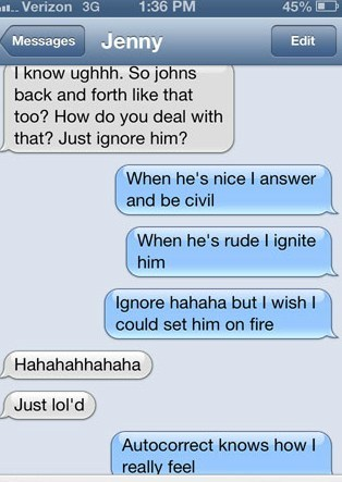 fire relationships funny