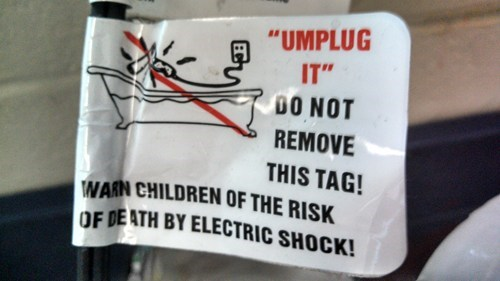 parenting warning label spelling funny - 7523065600