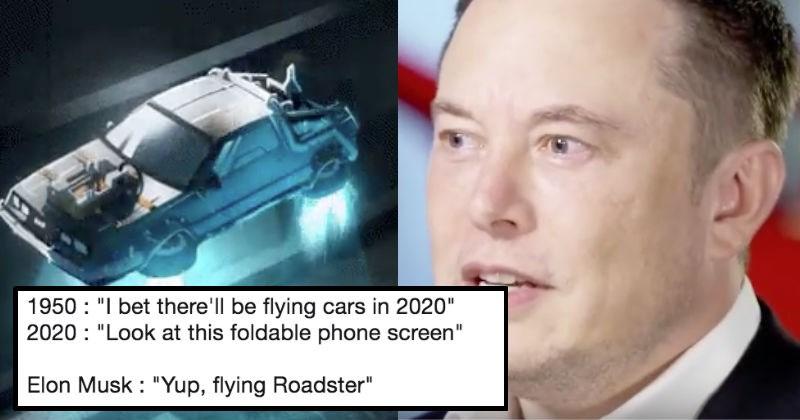 twitter flying cars cars elon musk future social media - 7523589