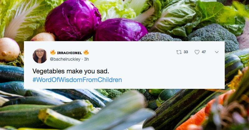 twitter kids wisdom relatable social media - 7524869