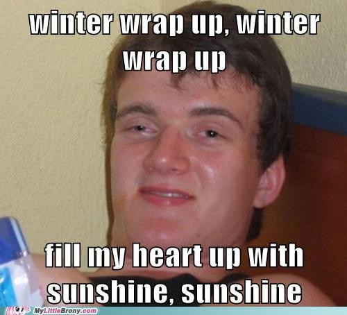 winter wrap up Memes super high guy smile simle - 7526675712