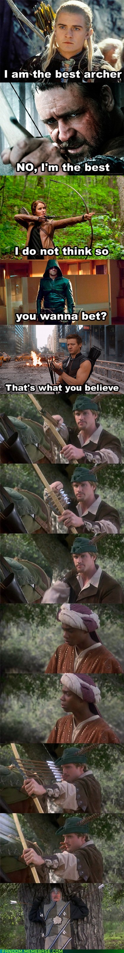 robin hood men in tights,movies,archers
