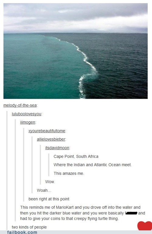 atlantic ocean,Mario Kart,indian ocean,funny