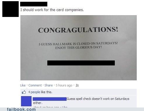 greeting cards hallmark congrats funny - 7528347392