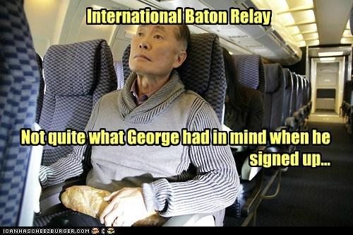 relay race george takei - 7528721152