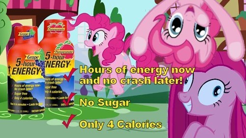 pinkie pie 5-hour Energy energy - 7528967168