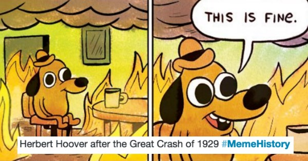 The Internet Just Used #MemeHistory to Create the Only History Lesson You'll Ever Need